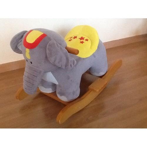 Éléphant À Bascule - Achat vente de Jouet