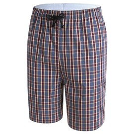 Eleyooner short de plage homme boxer avec poche carreaux for Short a carreaux homme