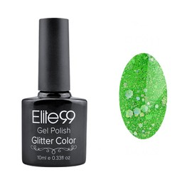 Elite99 Diamant Glitter Vernis � Ongles Uv Led Nail Polish Semi Permanente 022