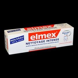 elmex dentifrice nettoyage intense anti taches 50 ml priceminister rakuten. Black Bedroom Furniture Sets. Home Design Ideas