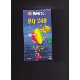 emtec eq 240 cassette vierge pas cher priceminister. Black Bedroom Furniture Sets. Home Design Ideas