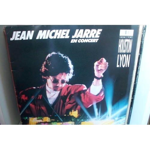 En Concert Houston Lyon Jean Michel Jarre 33 Tours