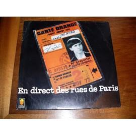 En Direct Des Rues De Paris - Chris Bénard