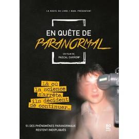 En Qu�te De Paranormal de Pascal Carron