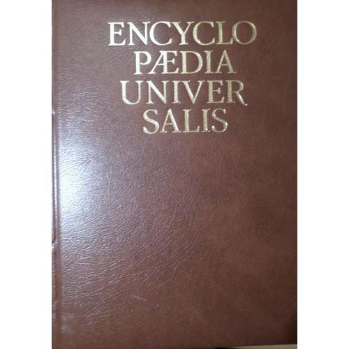encyclopedie universalis nation