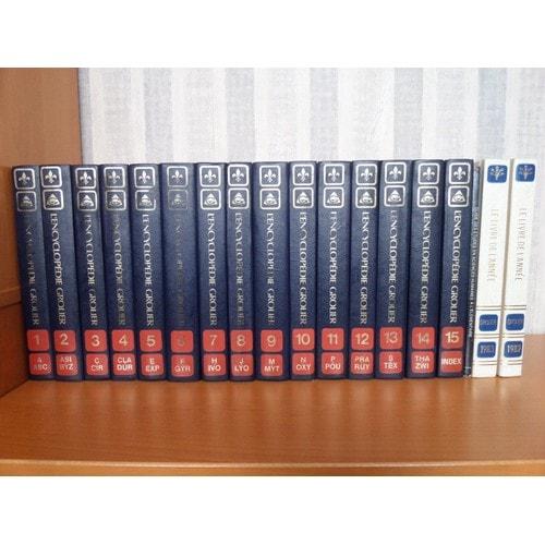 encyclopedie grolier