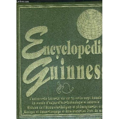 encyclopedie guiness