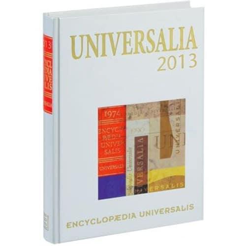 encyclopedie universalis 2013