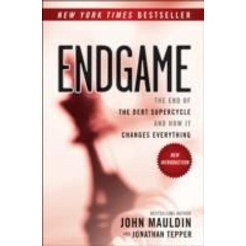 Endgame De John Mauldin Format Broch Achat Vente Neuf Occasion