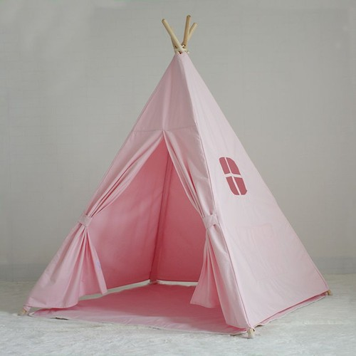 enfants g ant toile indien tente tr pied tipi jouer tente. Black Bedroom Furniture Sets. Home Design Ideas