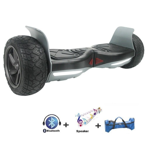 ensemble gyropode hoverboard tout terrain smart board hummer sac de transport bluetooth. Black Bedroom Furniture Sets. Home Design Ideas