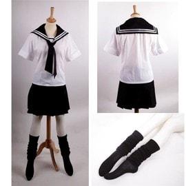 deguisement uniforme scolaire