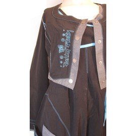 38 Taille Fresh Robe Funky Vêtement Neuf Veste W6cfv1qnax Ensemble FzxXwAwYq