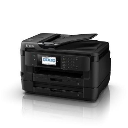 epson workforce wf 7720dtwf tintenstrahl imprimante multifonction. Black Bedroom Furniture Sets. Home Design Ideas