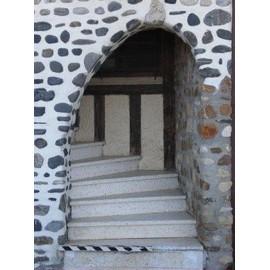 escalier blanc et noir achat vente neuf occasion priceminister rakuten. Black Bedroom Furniture Sets. Home Design Ideas