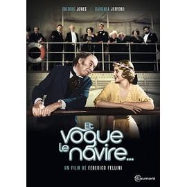 Et Vogue Le Navire... de Federico Fellini