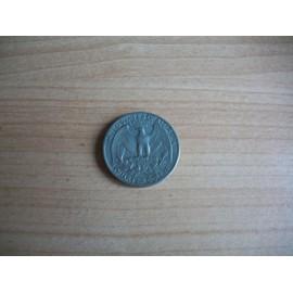 Etats-Unis.Quarter Dollar Washington 1965.N�2815.