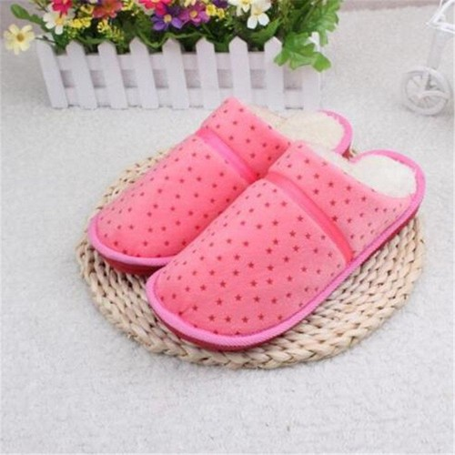 timeless design c63d4 ac6ee etoiles-chausson-qualite-superieure-nouvelle-femme-chaussons -plus-de-couleur-classique-confortable-chaussure-doux-chaud-hiver-beau-plus-de-couleur-  ...