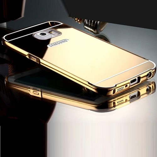 coque samsung s6 gold