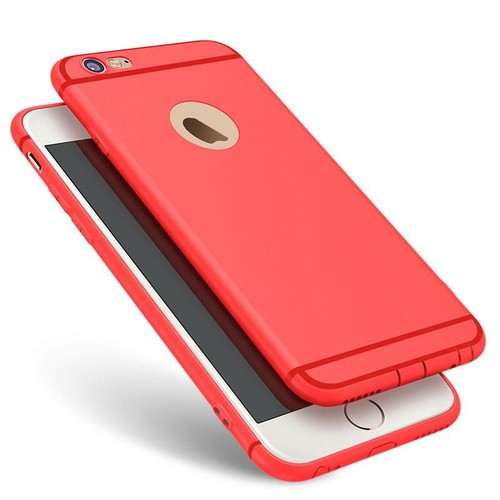coque rouge pour iphone 7