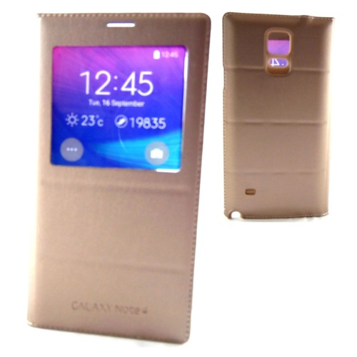 coque samsung galaxy note 4 s view