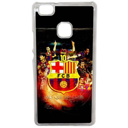 etui housse coque foot fc barcelone 1 huawei p9 lite pas cher. Black Bedroom Furniture Sets. Home Design Ideas