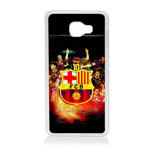 etui housse coque foot fc barcelone 1 samsung galaxy a3 7 2017. Black Bedroom Furniture Sets. Home Design Ideas