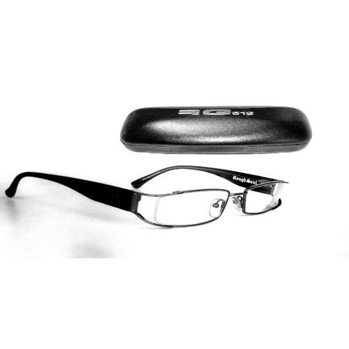 etui noir rigide coque monture lunettes optique noires design rg512 rough soul make your own. Black Bedroom Furniture Sets. Home Design Ideas