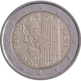 euro pi ce 2 euros comm morative 2016 finlande 100 me anniversaire de la naissance de. Black Bedroom Furniture Sets. Home Design Ideas