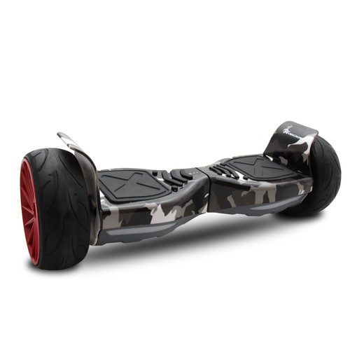 evercross hoverboard challenger gyropode hummer tout terrain 8 5 pouces camoufalge avec. Black Bedroom Furniture Sets. Home Design Ideas