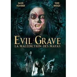 Evil Grave : La Malédiction des Mayas affiche