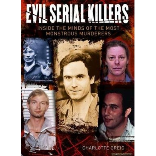 the human fascination with serial killers The great prevalence of serial killers in the popular culture indicates that i am not alone in my fascination with them serial killers are  human tendency to.