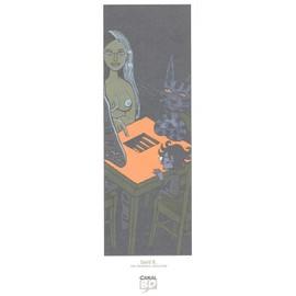 Ex-Libris Les Complots Nocturnes - David B.