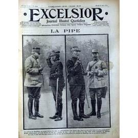 Excelsior N� 1638 Du 11/05/1915 - Le General De Maud'huy.