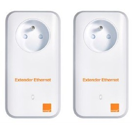 Petite annonce Extender Ethernet Orange - 29000 QUIMPER