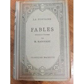 Fables De La Fontaine 1929   de La fontaine