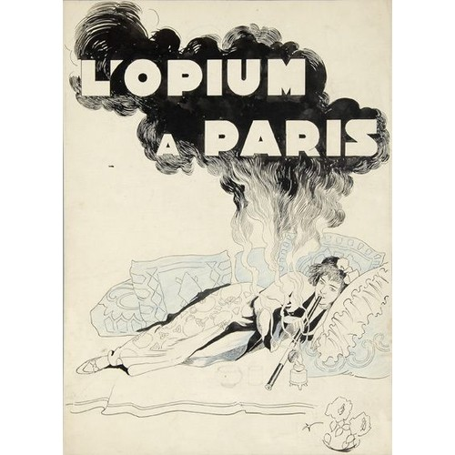 l 39 opium paris de fabrice delphi achat vente neuf occasion. Black Bedroom Furniture Sets. Home Design Ideas