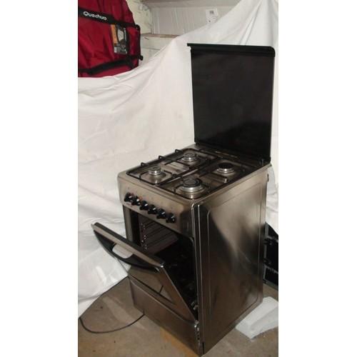 Fagor 2cf560tci cuisini re inox gaz lectrique achat for Four gaz ou electrique