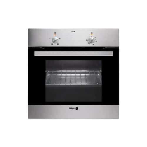 Fagor four encastrable convection naturelle 6h 180ax inox mail - Four convection naturelle ...