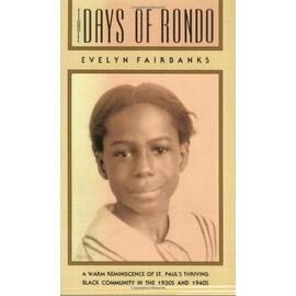 The Days Of Rondo de Evelyn Fairbanks