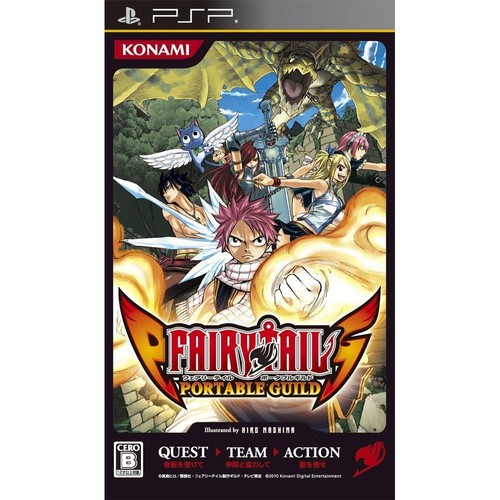 Fairy tail portable guild import jap achat et vente - Jeu de fairy tail gratuit ...