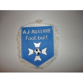 Fanion A.J.Auxerre Des Annees 1980