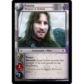 Faramir, Dunadan Of Gondor (12rf4) - Black Rider