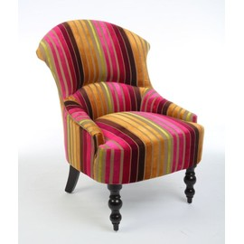 offer buy  fauteuil bergere de parloir multicolore
