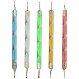 decoration ongle stylo