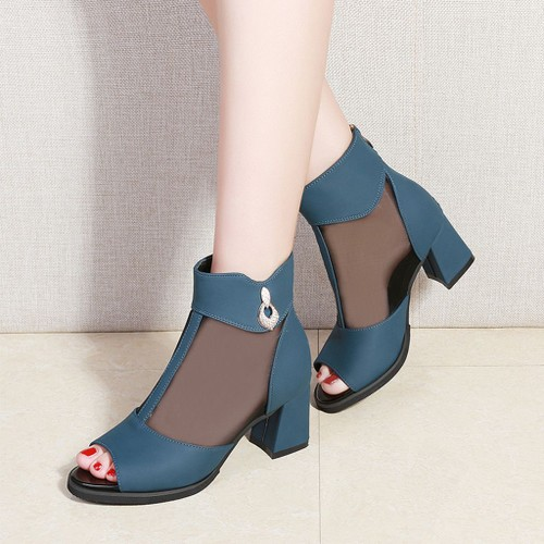 check out fb4a9 cdd37 femmes-mode-femmes-causales-peep-toe-chaussures-sandales-bleu -1253716138 L.jpg