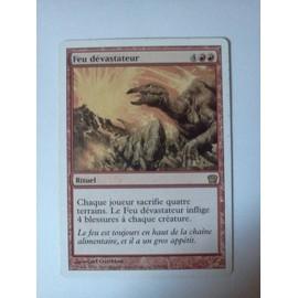 Feu D�vastateur - Rituel Rouge