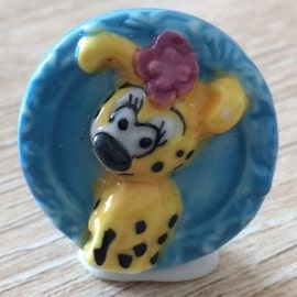 Petite annonce Feve Marsupilami Collection Marsu 2009 - 44000 NANTES