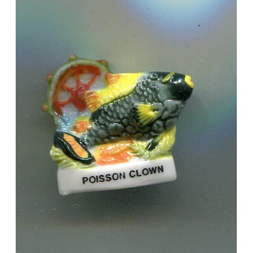 F ve poisson clown achat vente neuf occasion for Poisson clown achat