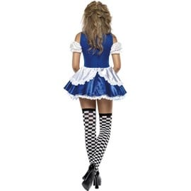 Fever Alice Costume, Female Uk Dress 4-6